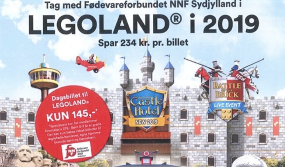 04b75de9 Sådan får du 50-75% rabat til LEGOland i 2019. Find Fribilletter og ...