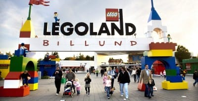 Legoland Billund indgang - Tips til gratis børnebilletter finder du her.