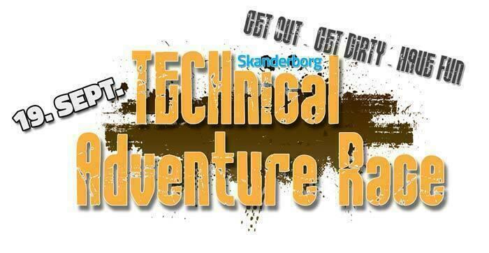 TECHnical Adventure Race logo