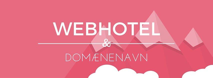 Webhotel & hosting | Køb af domænenavn