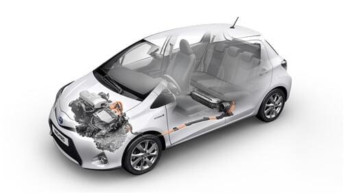 Hvad er en hybridbil? Læs også om privatleasing af hybridbil.