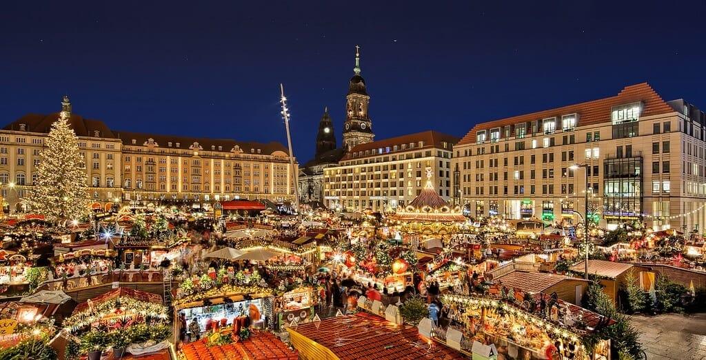 julemarked i nordtyskland