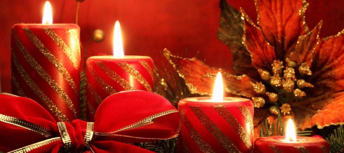 Julelys, bloklys og julebelysning
