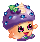 Shopkins Mini Muffin