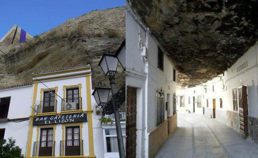 Setenil-de-las-bodegas-Spanien