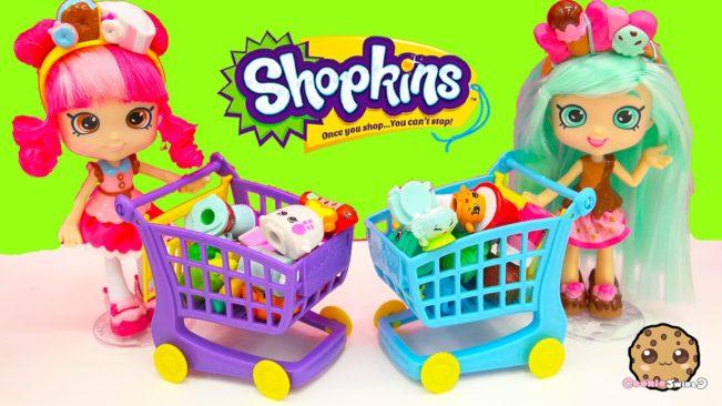 Shopkins – tilbud på Shopkins figurer og sæt