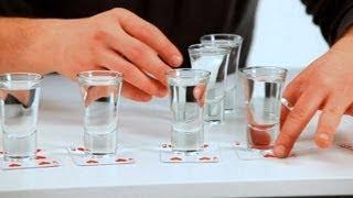 Shots roulette sætter gang i din julefrokost!