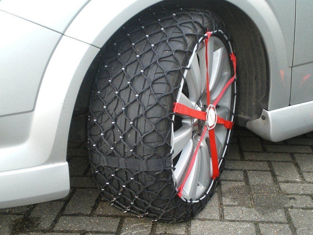 michelin easy grip monteret paa hjul