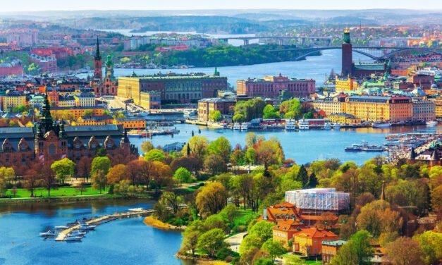 Fra Stockholm til Oslo i tog og alt det vidunderlige indimellem