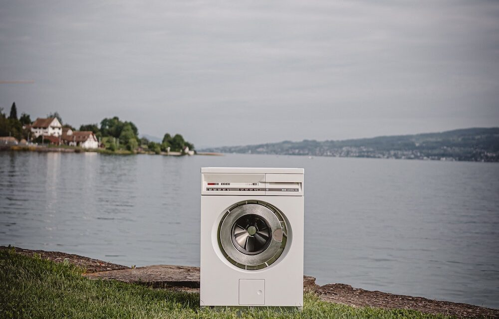Kan man vaske et lammeskind i vaskemaskinen?